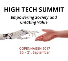High Tech Summit event, 2017
