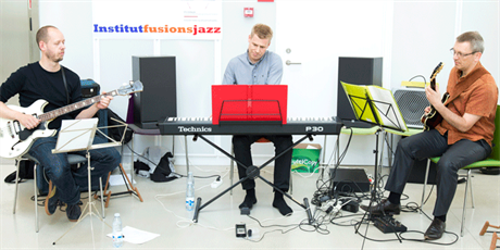 Institutionsfusionsjazz, photo Thorkild Amdi Christensen