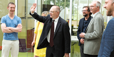 Inauguration of DTU Compute, photo Thorkild Amdi Christensen